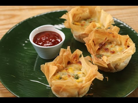 Corn and Broccoli Quiche | Sanjeev Kapoor Khazana
