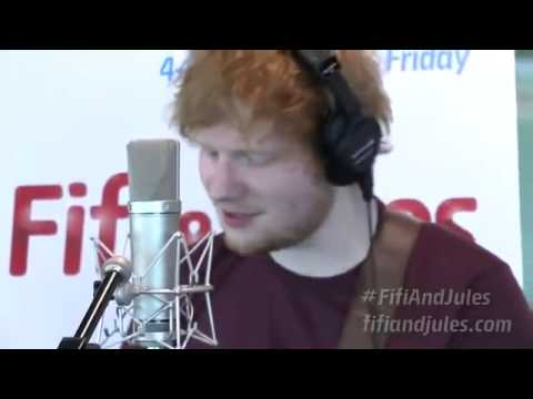 Ed Sheeran feat. Passenger - No Diggity / Thrift Shop