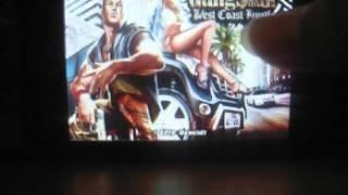 Game on LG Optimus l3: Gangstar West Coast Hustle (GWCH).MOV