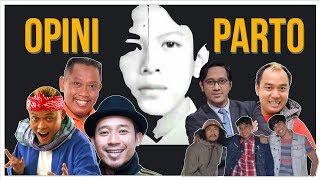 OPINI JUJUR PARTO UNTUK KOMEDIAN INDONESIA