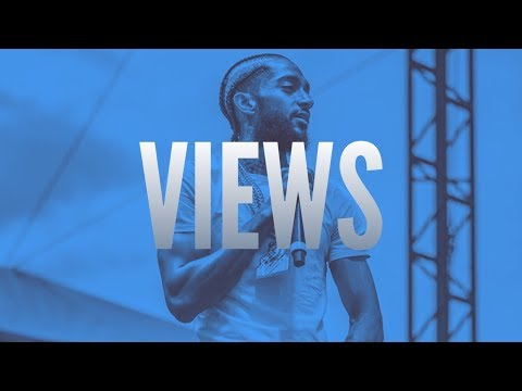 "WEST COAST X NIPSEY HUSSLE TYPE BEAT /INSTRUMENTAL | 2017 ""VIEWS"" 