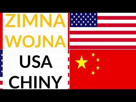 Zalewski: Najważniejsze wydarzenie w 2018 roku? Powrót myślenia zimnowojennego w relacjach USA-Chiny