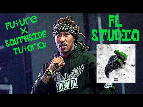 How to make a Future x Southside Type Beat! FL Studio Beat Tutorial. [ TM88 Tutorial ]