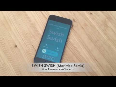 Swish Swish Ringtone (Katy Perry Tribute Marimba Remix Ringtone) • Download For IPhone & Android