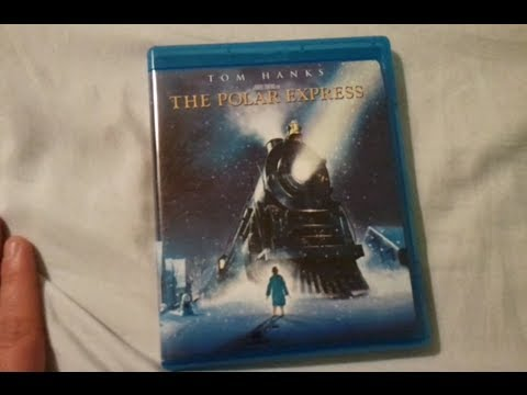 Download The Polar Express (2004) - Blu Ray Review and Unboxing