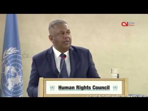 UNHRC in Geneva: Sri Lanka admits ongoing torture