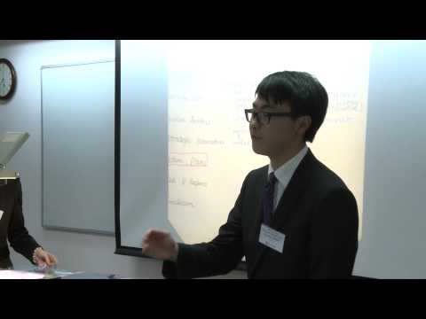 HSBC Asia Pacific Business Case Competition 2014   Round 2 D