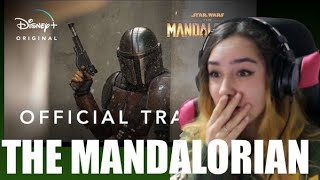 The Mandalorian | Official Trailer Reaction