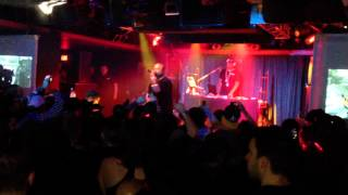 Xzibit - Paparazzi (Live @ Red Room Ultralounge Vancouver, BC on November 24, 2012)