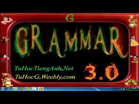 Phần mềm học tiếng Anh tốt nhất 2017   Grammar 3.0+Từ điển F_Dict