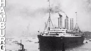 Imperator, Vaterland und Bismarck - die größten Passagierschiffe