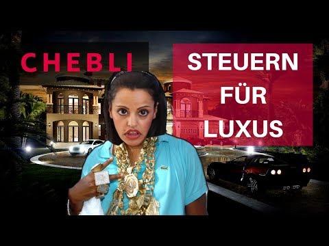 Steuern für Rolex - Sawsan Chebli