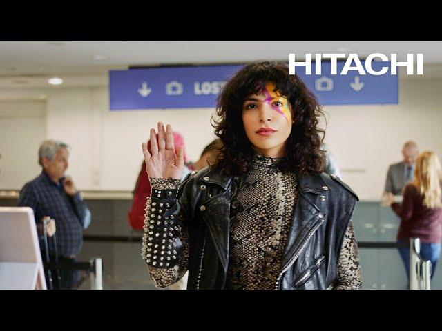 Basta un saluto - Hitachi