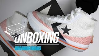 Converse All Star Pro BB Unboxing + Review