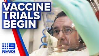 Coronavirus: Aussie scientists begin testing COVID-19 vaccines