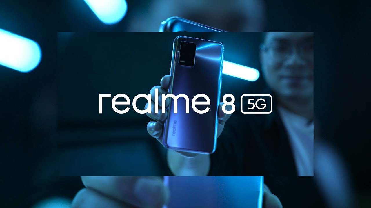 realme 8 5G & AIoT Launch Event | Speed Up to 5G - Highlights