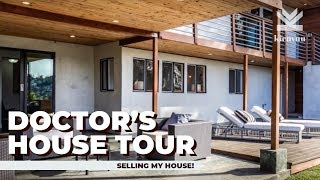 Selling my house! Doctor's House Tour | You Are Your Best Medicine  tv doctors