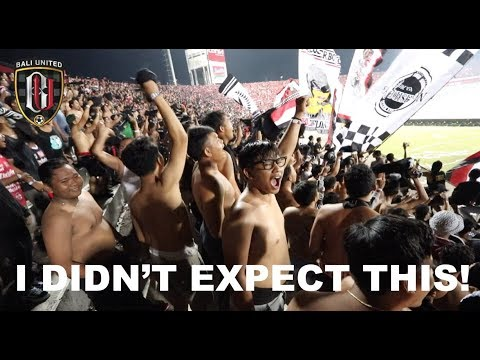 BALI HAS A PROFESSIONAL SOCCER TEAM?!! (Bali United FC)