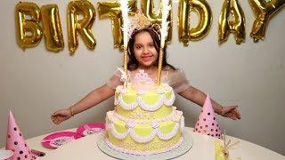 حفلة عيد ميلاد شفا !!🎂 ! happy birthday party