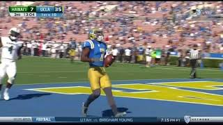 UCLA Football Highlights vs. Hawaii, 2017