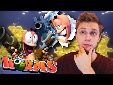 ТВОИ ЛЮБИМЫЕ ЧЕРВЯЧКИ (Worms 3D)