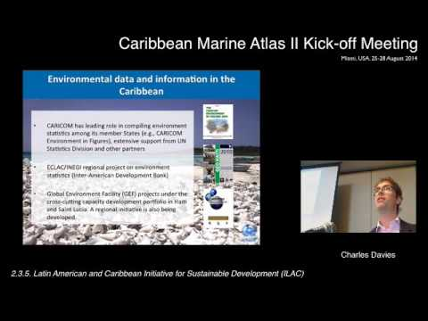 Latin American and Caribbean Initiative for Sustainable Development (ILAC) (Charles Davies)