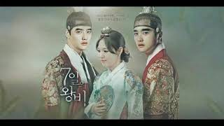 [WenSoo] Queen for 7 days - Wendy x Kyungsoo by iiwpdx_
