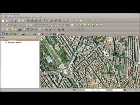Quantum GIS: Geocoding & Reverse Geocoding plus Google Maps overlays (+ Bing, OpenStreetMap, Yahoo)