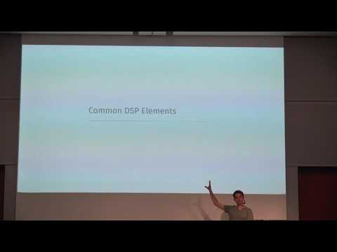 Derek Kozel, AG6PO, Ettus: Hardware Accelerated SDR: Using FPGAs for DSP