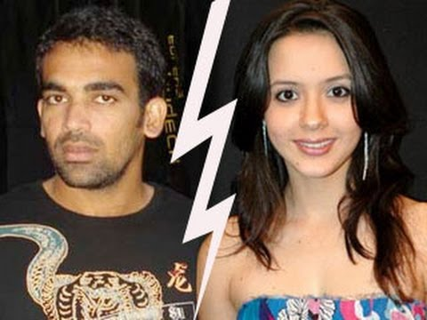 Zaheer Khan & Isha Sharvani BREAKUP - YouTube