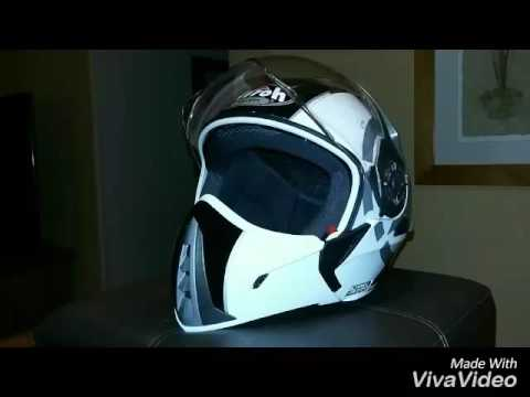 Airoh J106 Jet Version Helmet Gascon Youtube