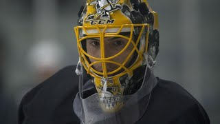 Johnston: Fleury face of Golden Knights