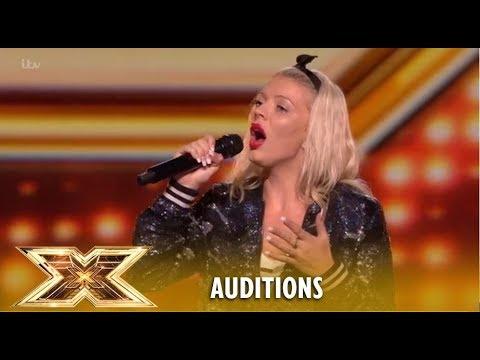 Natasha Boon Amazes The Judges With James Arthur's Impossible!   The X Factor UK 2018