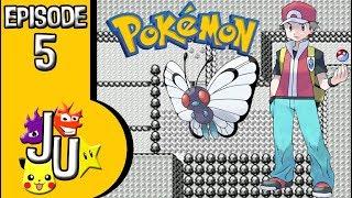 I WILL TRAVEL ACROSS THE LAND! ➜ Pokémon Yellow Version - Part 5