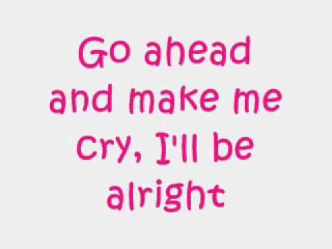I got you Lyrics (By Leona Lewis)