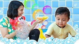 Bath Song | Lagu Mandi Anak-anak