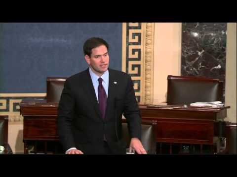 Senator Rubio Discusses The Future Of U.S. Foreign Policy On The Senate Floor
