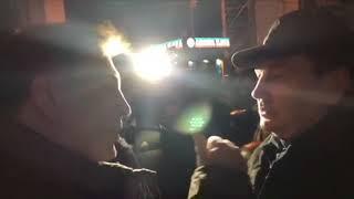 Кто пьяный, а кто под таблетками конфликт Саакашвили с главой полиции Шевченковского района