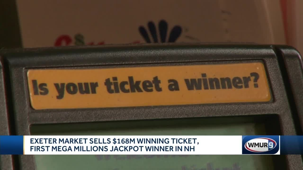 Jackpot Mega Millions ticket sold in New Hampshire