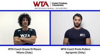 Intervista agli Istruttori formati dalla WTA Functional Training Academy part.4
