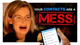 Your Contacts List is a Mess | CH Shorts
