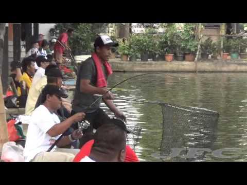 Jakarta Fishing challenge