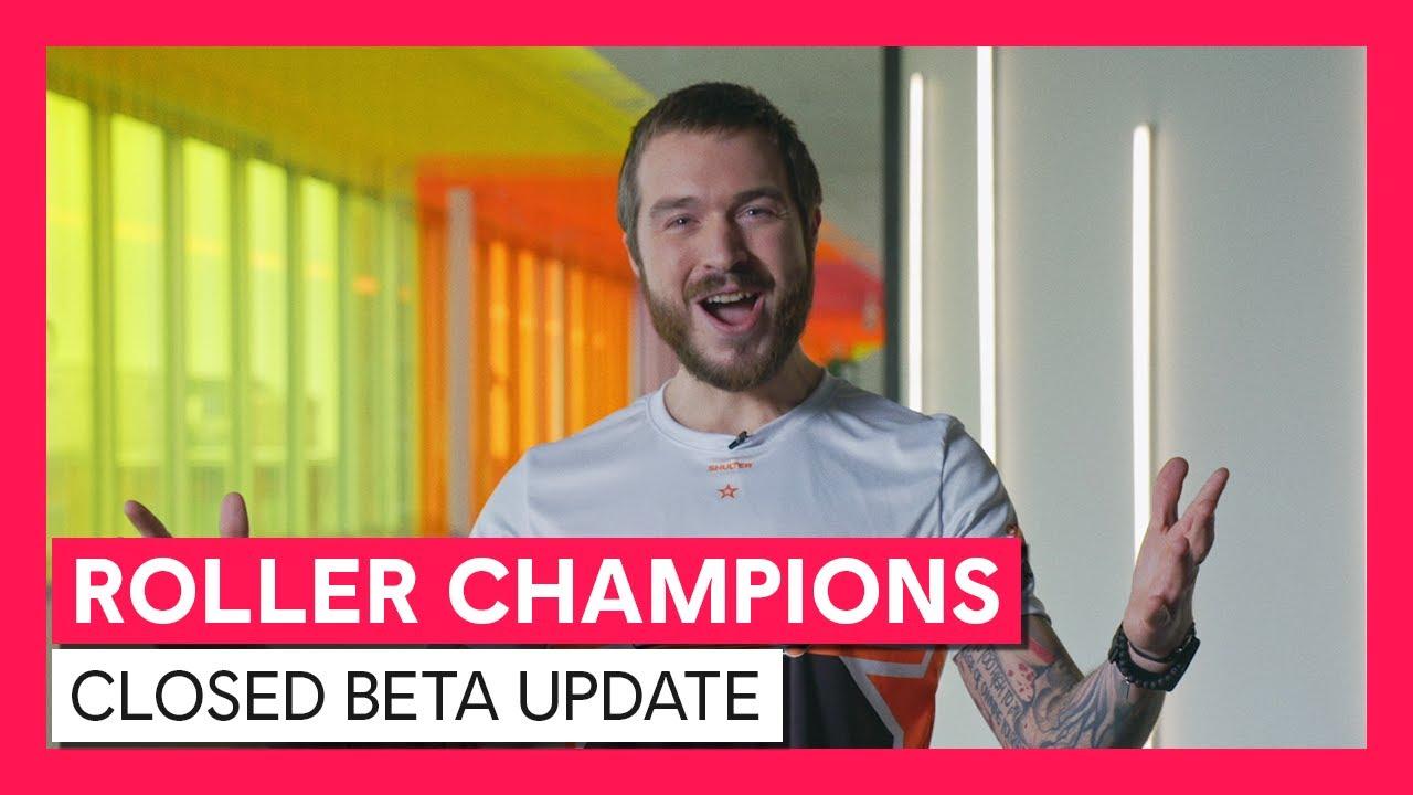 Roller Champions - Closed Beta Ontwikkelaars-Update