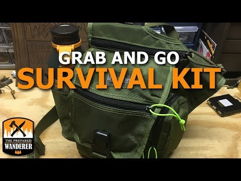 Grab and Go Survival Kit