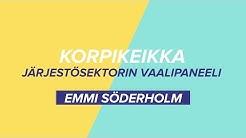 Lukiolaisten varapuheenjohtajatentti 2020 - Emmi Söderholm