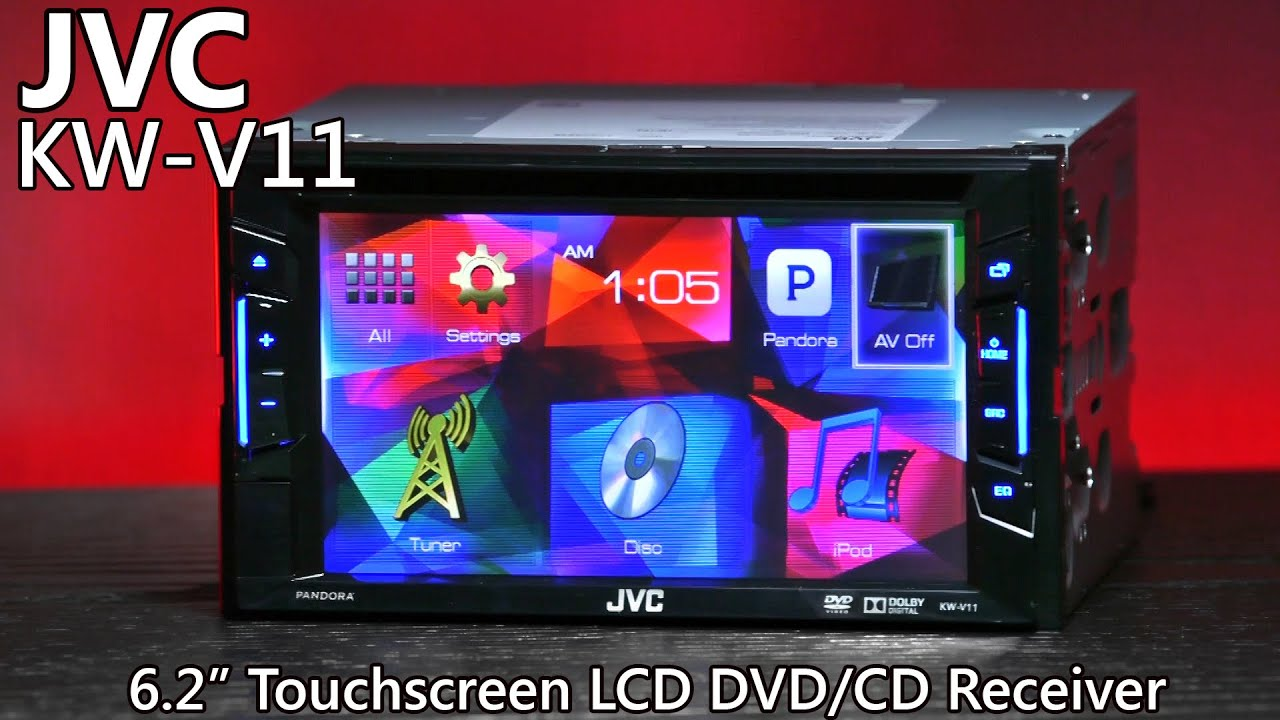 maxresdefault jvc kw v11 double din dvd receiver 6 2\