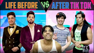 Life Before Vs After TikTok || JaiPuru