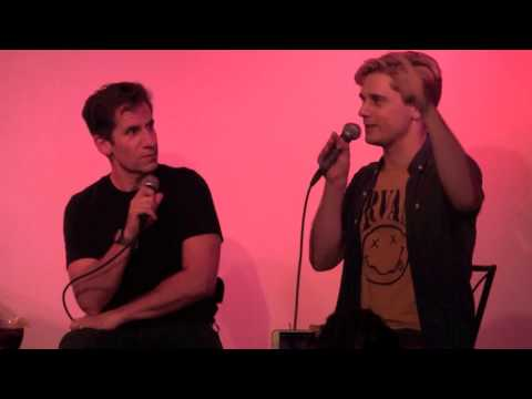 Spring Awakening's Michael Arden and Andy Mientus at Chatterbox