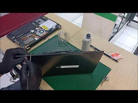 Asus S551L hinge Repair