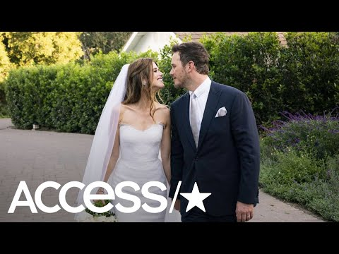 Delana's Dish - Chris Pratt and Katherine Swartzanegger tie the knot!